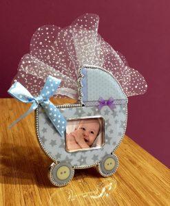 Bs15100 Puset Şeklinde Bebek fotoğraf çerçevesi bebek şekeri
